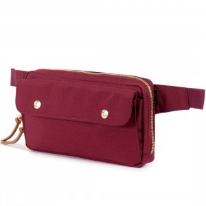 Herschel Supply Co Scarlett Hip Purse (burgundy / wine)