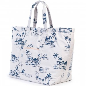 Herschel Supply Co Bamfield Bag - Sun Up (white / blue)