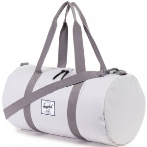 Herschel Supply Co Sutton Mid Duffle Bag (gray / lunar)