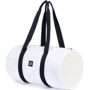 Herschel Supply Co Packable Duffle Bag - Reflective (white)