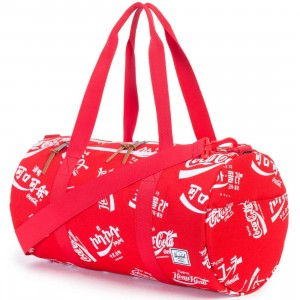 Herschel Supply Co x Coca-Cola Sparwood Bag (red / poly)