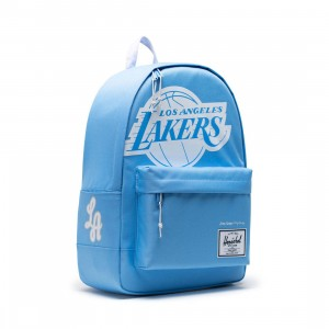 Herschel Supply Co x NBA Los Angeles Lakers Classic XL 600D Bag (blue / gold)