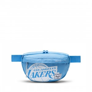 Herschel Supply Co x NBA Los Angeles Lakers Nineteen 600D Hip Bag (blue / light blue)
