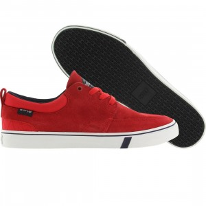 HUF Men Ramondetta Pro (red / navy)
