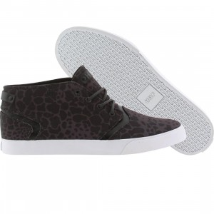 HUF Men Mercer (black / shell shock)