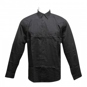HUF Work Shirt (black)