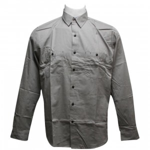HUF Work Shirt (grey)