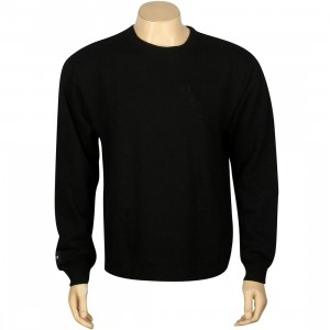 Huf Swap Meet Crewneck (black)