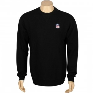 HUF Hail Mary Crewneck (black)