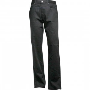 HUF Regular Denim (raw black)