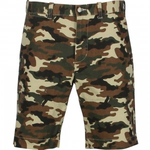 HUF Work Chino Shorts (camo)
