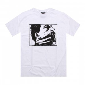 HUF Scream Tee (white)