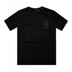 HUF Smoker DBC Tee (black)