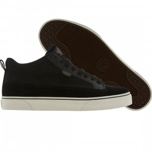 HUF Clarence (black / cream)