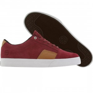 HUF Southern (ox blood / tan)