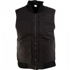 HUF All Purpose Reversible Vest 2.0 (black)
