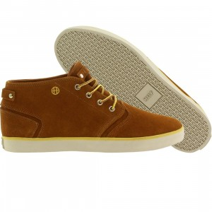 HUF Men Mercer (brown / chestnut)