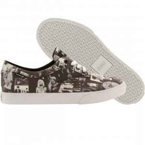 HUF Women Sutter (black / blondie)