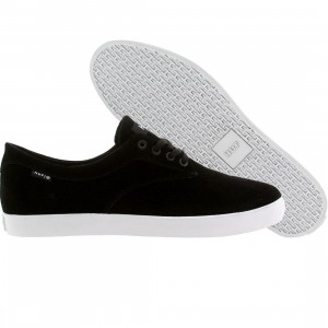HUF Men Sutter (black / white)