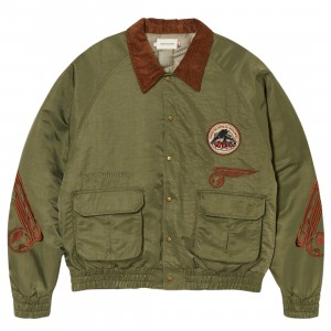 Honor The Gift Men Airborne Jacket (green / army)