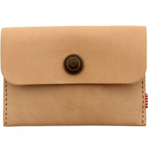 Herschel Supply Co Jacks Premium Leather Wallet (tan / natural)