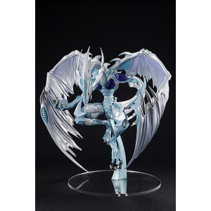PREORDER - Hobby Japan Amakuni Yu-Gi-Oh! 5D's Stardust Dragon Figure (silver)