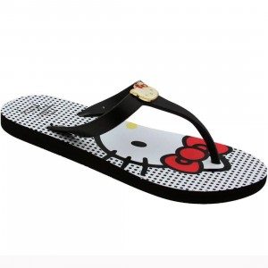 Hello Kitty Womens Zoe (black)