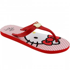 Hello Kitty Womens Zoe (red)