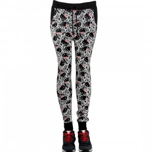 HLZBLZ x Hello Kitty Women All Yours Sweat Pants (black)