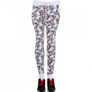 HLZBLZ x Hello Kitty Women All Yours Sweat Pants (white)