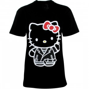 HLZBLZ x Hello Kitty Women H.O.A Tee (black)