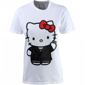 HLZBLZ x Hello Kitty Women H.O.A Tee (white)
