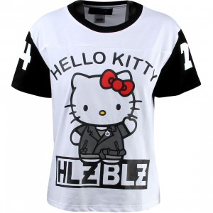 HLZBLZ x Hello Kitty Women Hi Hellz Jersey (white)