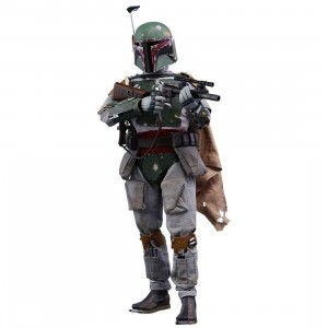 Hot Toys Star Wars Epiosde V The Empire Strikes Back Boba Fett 1/6 Scale Figure (green)