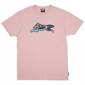 Ice Cream Men Gilgamesh Tee (pink / pale mauve)
