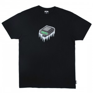 Ice Cream Men Pager Tee (black)