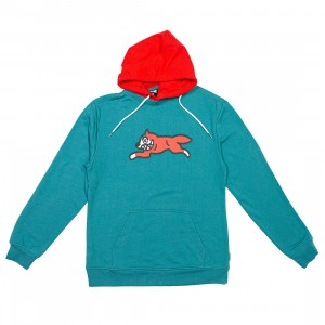 Ice Cream Men Koston Hoody (blue / teal)