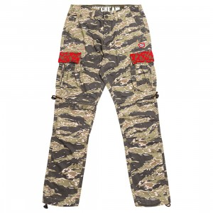 Ice Cream Men Tiger Pants (camo)