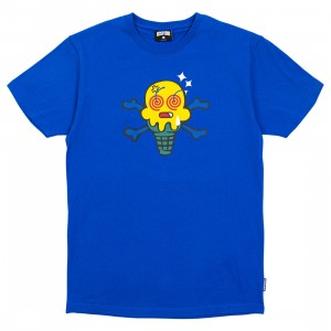 Ice Cream Men Wasted Tee (blue)