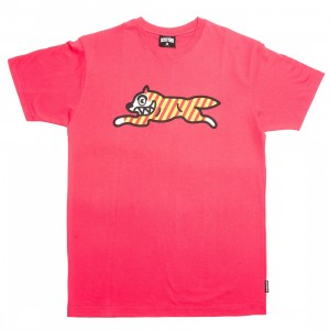 Ice Cream Men Yikes Stripe Tee (red)