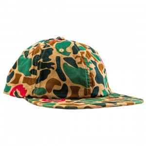 Ice Cream  Leaf Polo Cap (camo)