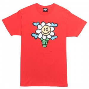 Ice Cream Men Dotty Tee (red)