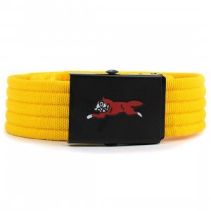 Ice Cream Dog Belt (yellow)
