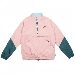 Ice Cream Men Malt Jacket (pink / rose tan)