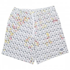 Ice Cream Men Crusher Shorts (white)