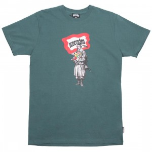 Ice Cream Men Master Tee (green / mallard)