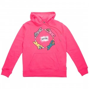 Ice Cream Men Chase Hoody (pink / raspberry)