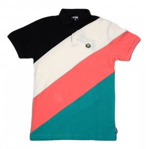 Ice Cream Men Watson Polo Shirt (black)