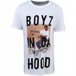 Eleven Paris x Snoop Dogg Men Boyz Bonop Tee (white)