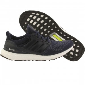 Adidas Men Ultra Boost (navy / collegiate navy / metallic silver)